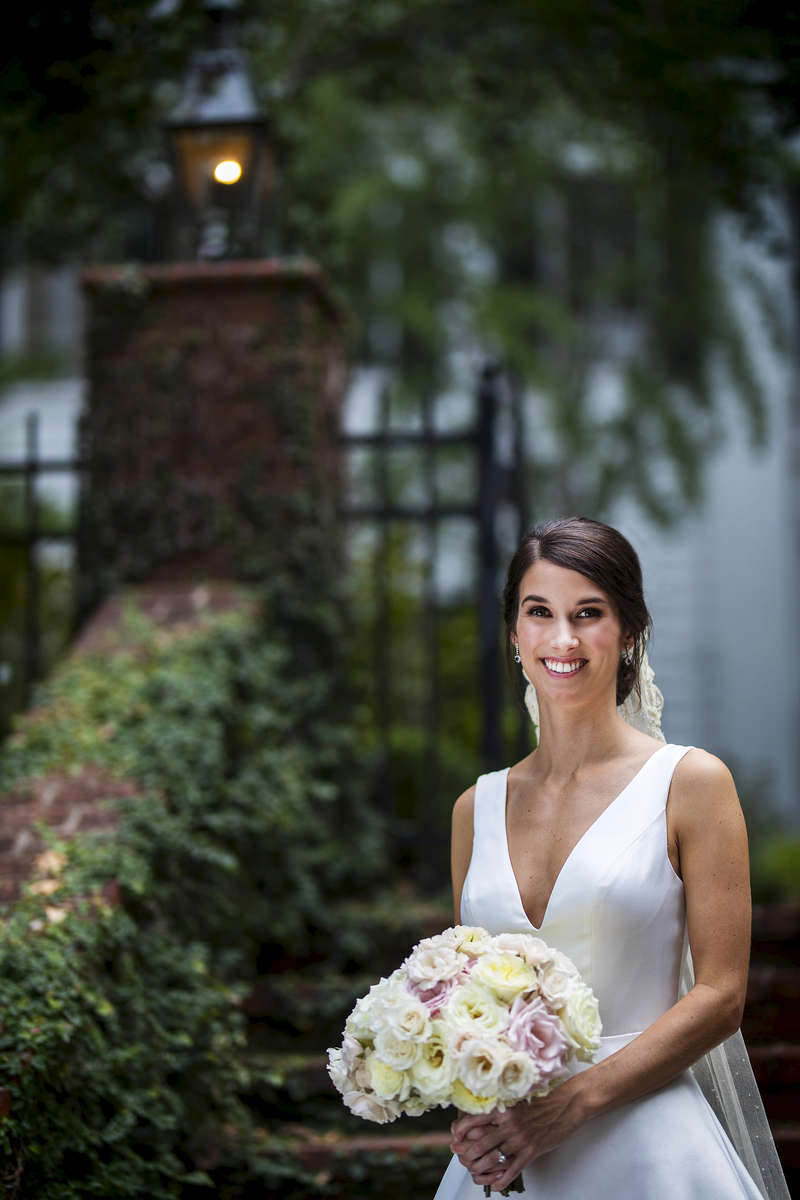 Bridal Portrait Photography by Christopher Record Photography