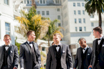 The historic Claremont Hotel in Berkeley provides a great backdrop for photos!