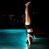 pool-handstand