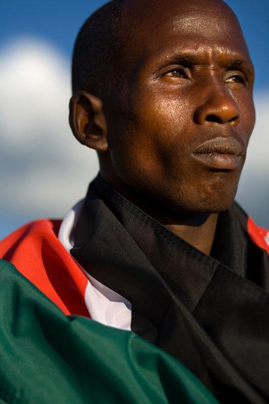 Martin lel olympic marathoner ngong kenyarunner s world magazine