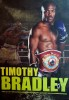Promo material for world champion Timothy Bradley
