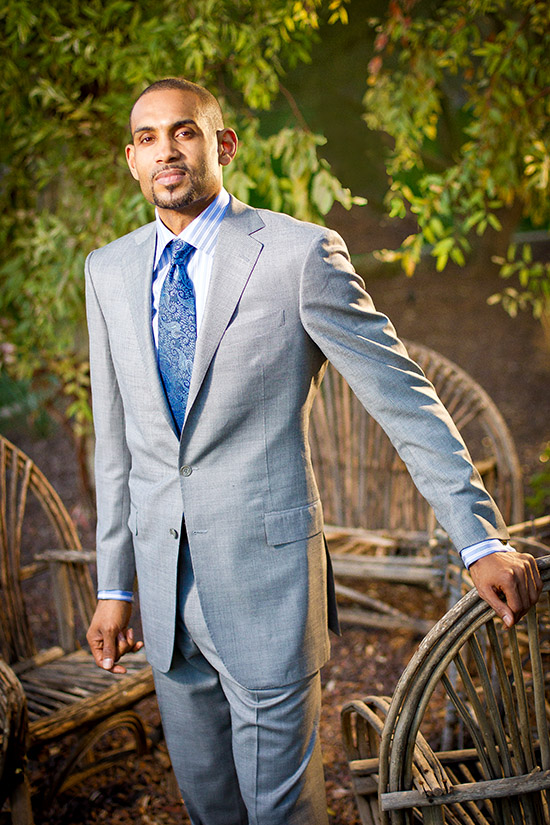 NBA superstar Grant Hill for Randy Willard Inc