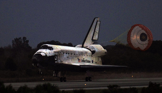 DISCOVERY/STS-116, 12-22-06