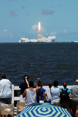 DISCOVERY, STS-116