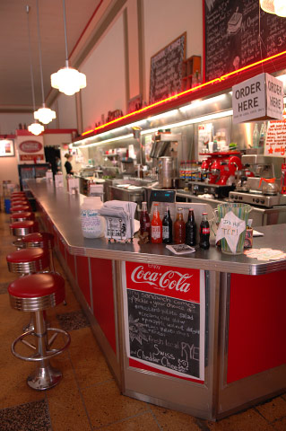 SODA FOUNTAIN, NC