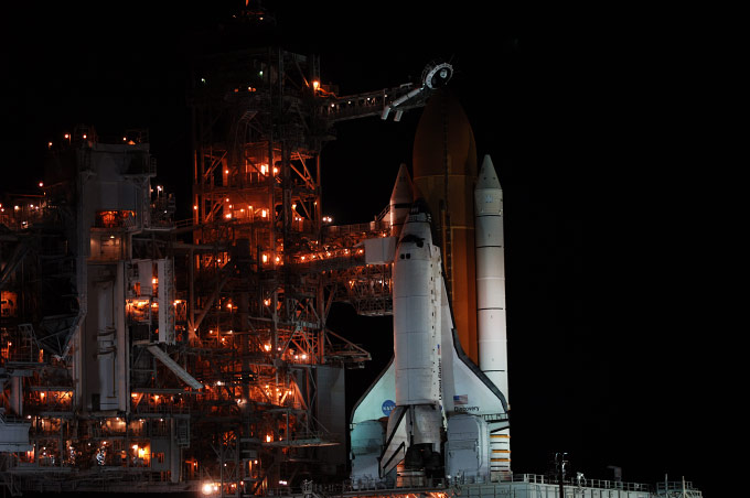 DISCOVERY/STS-121