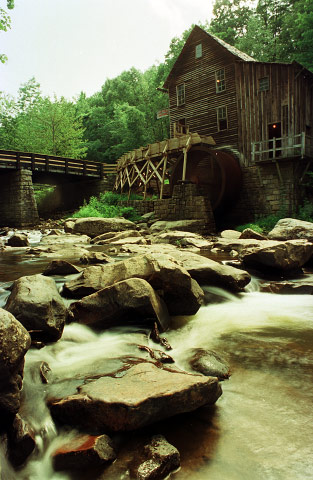 GRISTMILL, WV