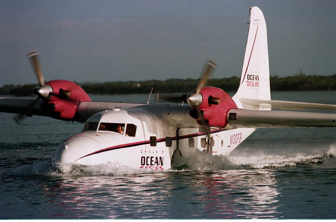 CHALK'S OCEAN AIRWAYS