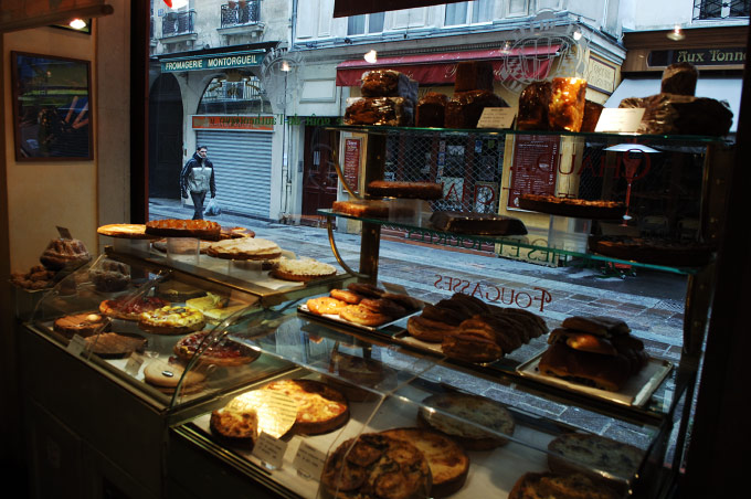 PASTRIES, Paris