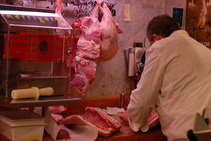 BUTCHER, Paris