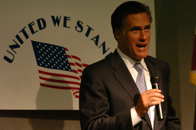 WILLARD MITT ROMNEY