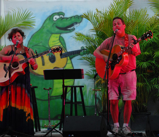 2008 South Florida Folk Festival