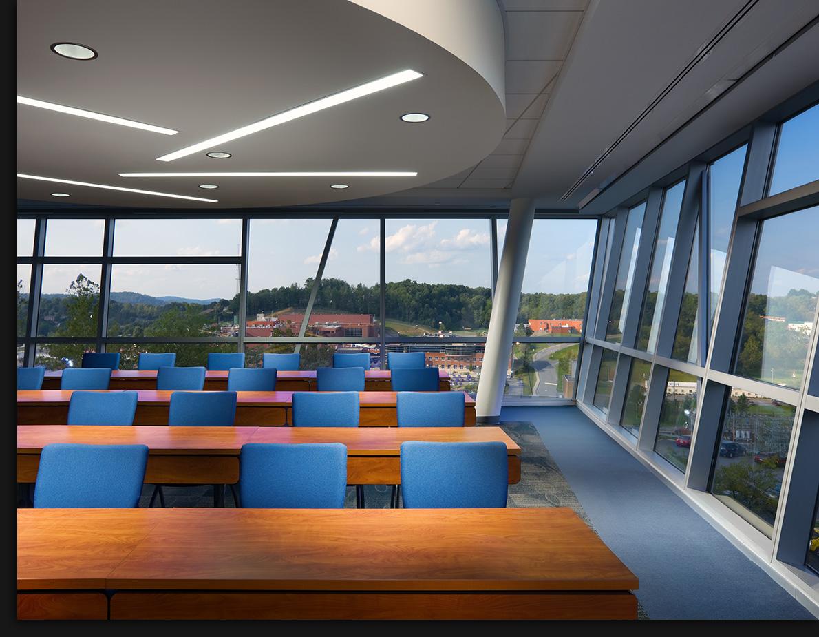West Virginia University ResearchMorgantown, West VirginiaStanley Beaman & Sears