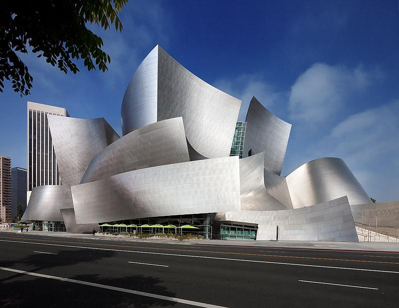 Walt Disney Concert HallLos Angeles, CAFrank Gehry