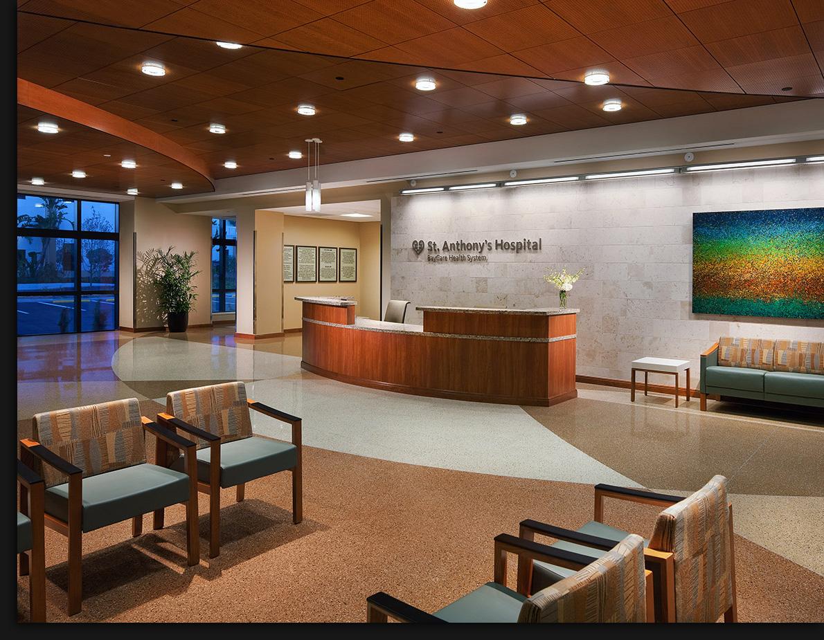 St. Anthony's Emergency MedicalTampa, FloridaFlad & Associates