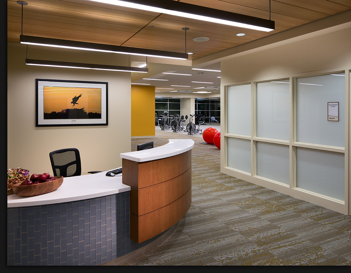 Ty Cobb Medical CenterLavonia, GeorgiaEarl Architects