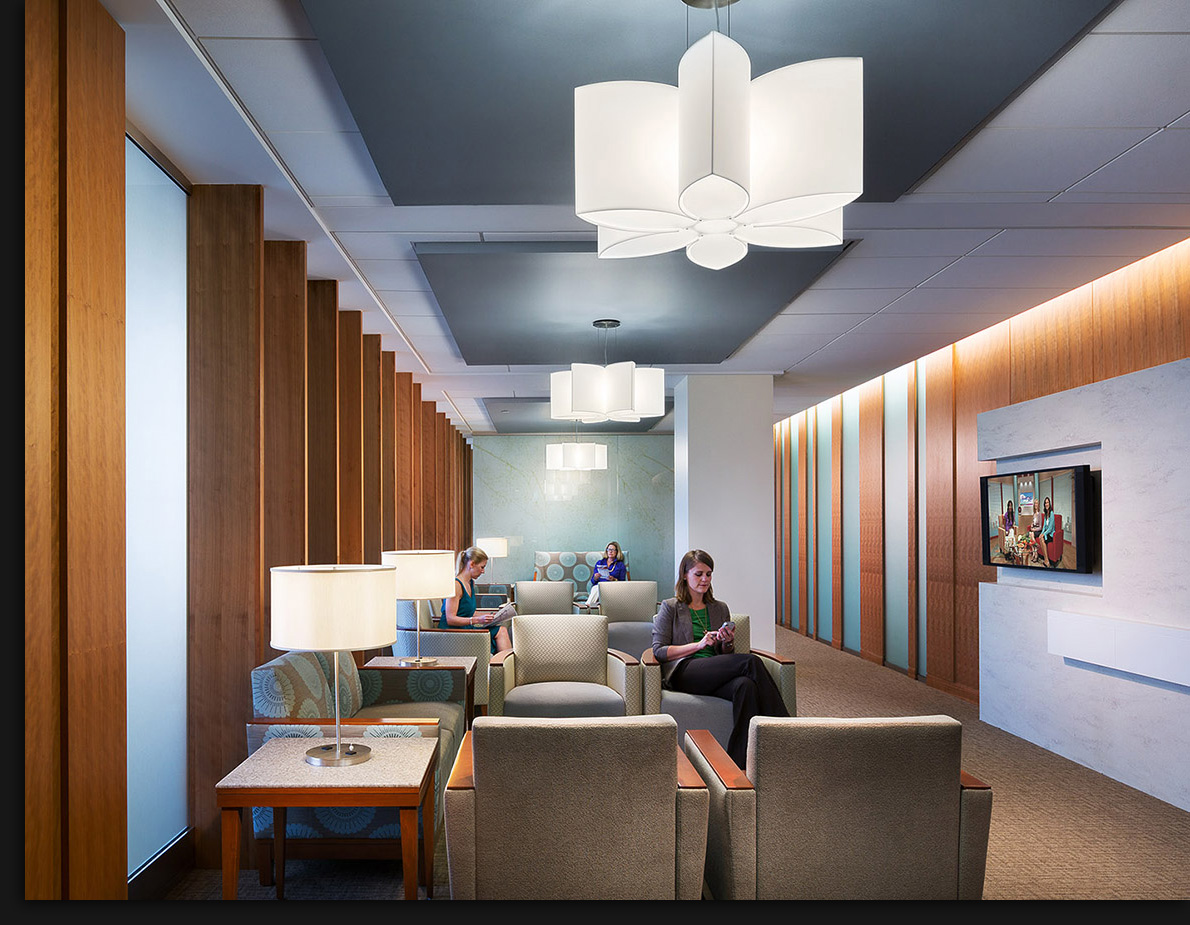 Duke University Hospital Breast Imaging CenterChapel Hill, North CarolinaPerkins & Will