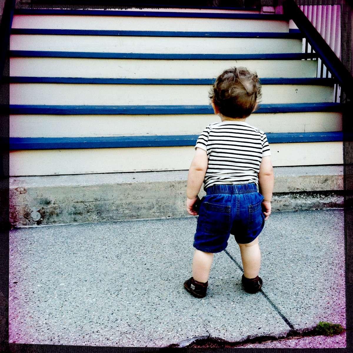 Luka stares at his seemingly insurmountable task. July 2015.
