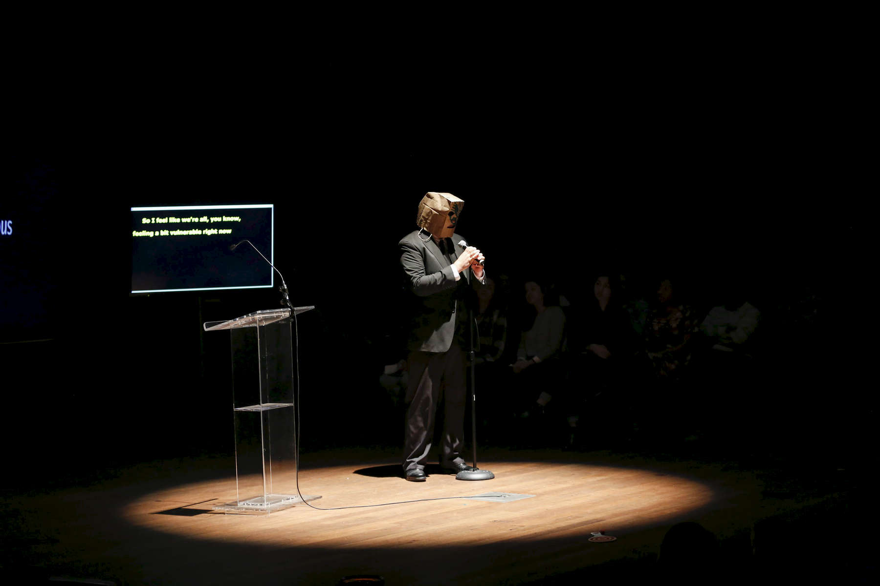 Pozen Center for Human Rights asked the question: What is an Artistic Practice of Human Rights? And celebrated the answer with a day long symposium of speakers and performances on the University of Chicago's Hyde Park campus.