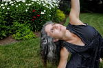 """Maria Luisa Basualdo, Yoga instructor, 52.""""Gray is your history, it is who you are. It is an issue of beauty and an issue of looking young. Old age can be beautiful and it is worthy of respect. It shows you have experience and a history. But it is not always respected. Now everyone wants a young, thin, model instead of an experienced trained yoga instructor. In the past, I was told I was 'lucky' to have a job because {this gym} doesn't hire """"older people."""" I have been teaching and learning yoga since I was 25 years old. I have years and years of experience. But gyms want to see young people. I know instructors who dye their hair and even get plastic surgery to keep looking young and keep feeling secure in their jobs. I don't want that. I can't do that. This is who I am and this is who I will be."""""""