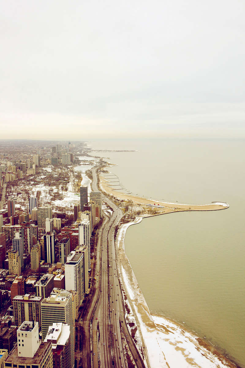 Lake Shore Drive   --   Chicago