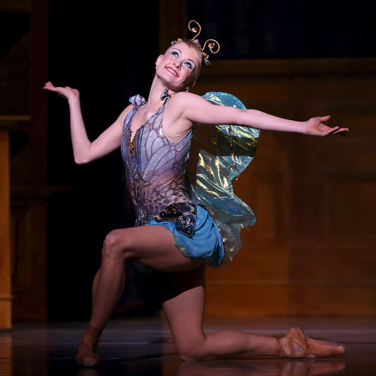 Charlotte Ballet Peter Pan 2015 by Christopher Record Photography