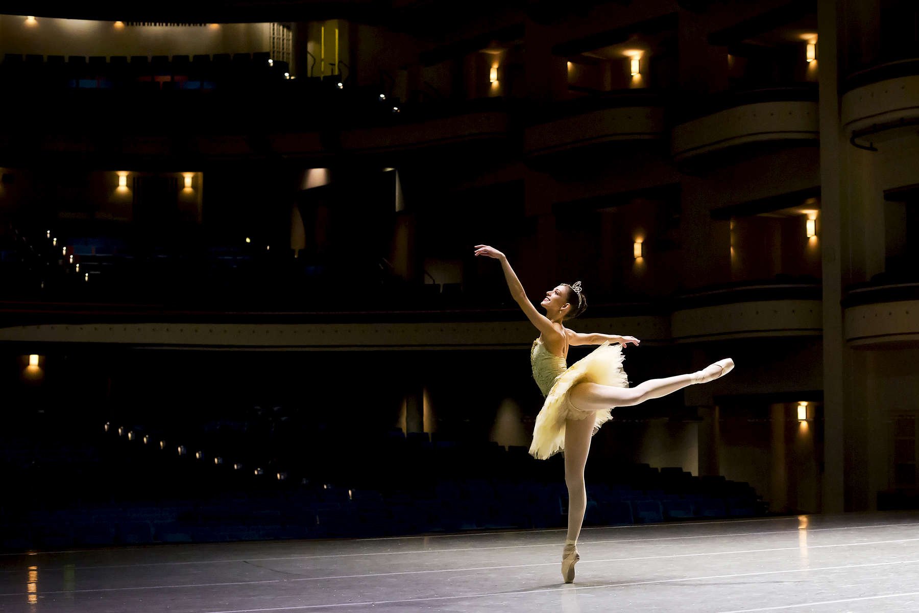 Ballet Photography by Christopher Record Photography