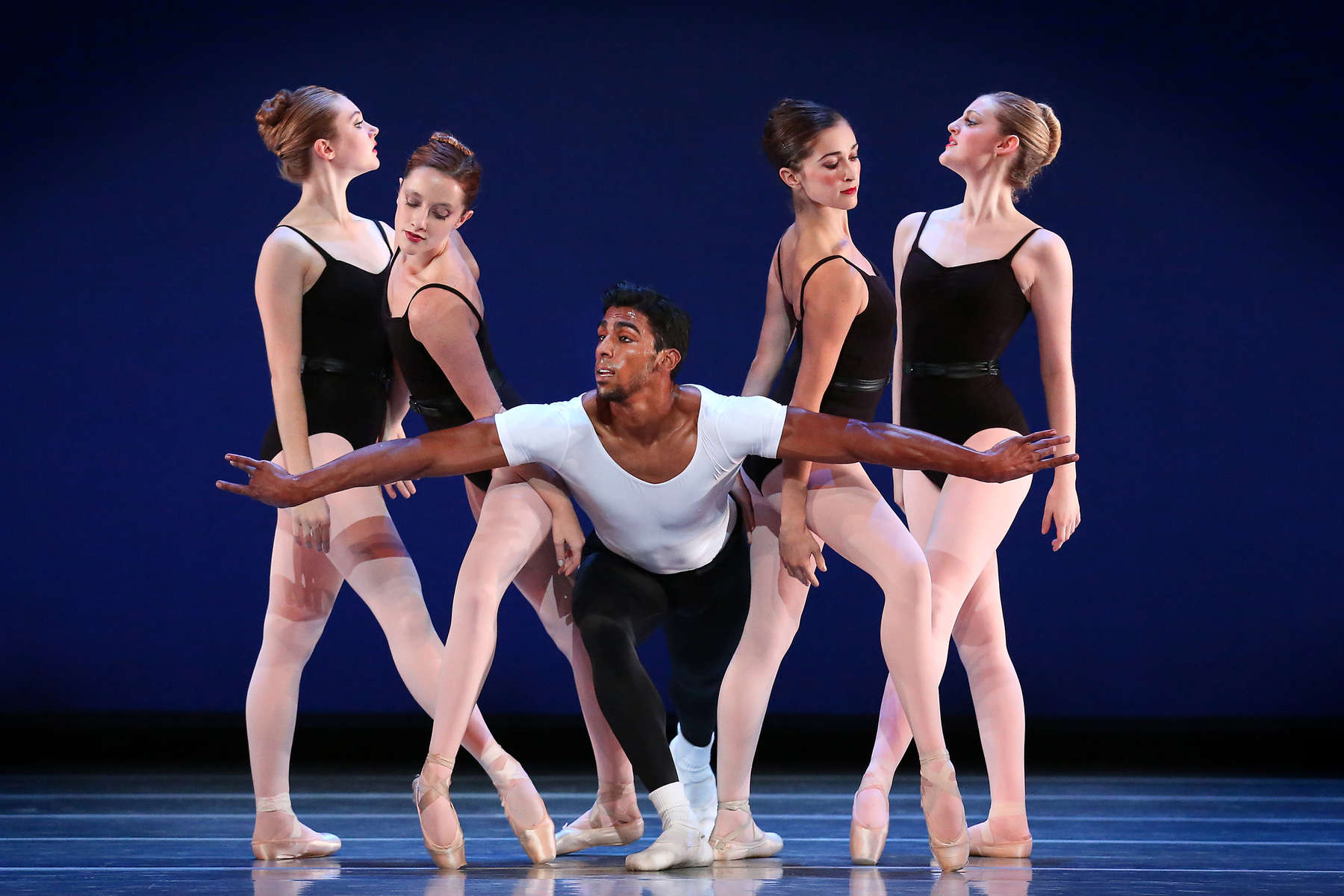 Charlotte Ballet Dangerous Liaisons and The Four Temperaments by Christopher Record Photography