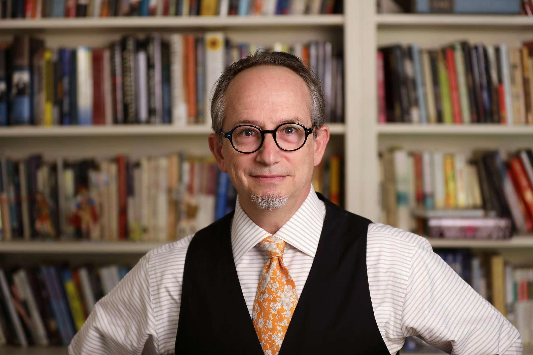 Douglas Houchens Professor Of English Alan Michael Parker