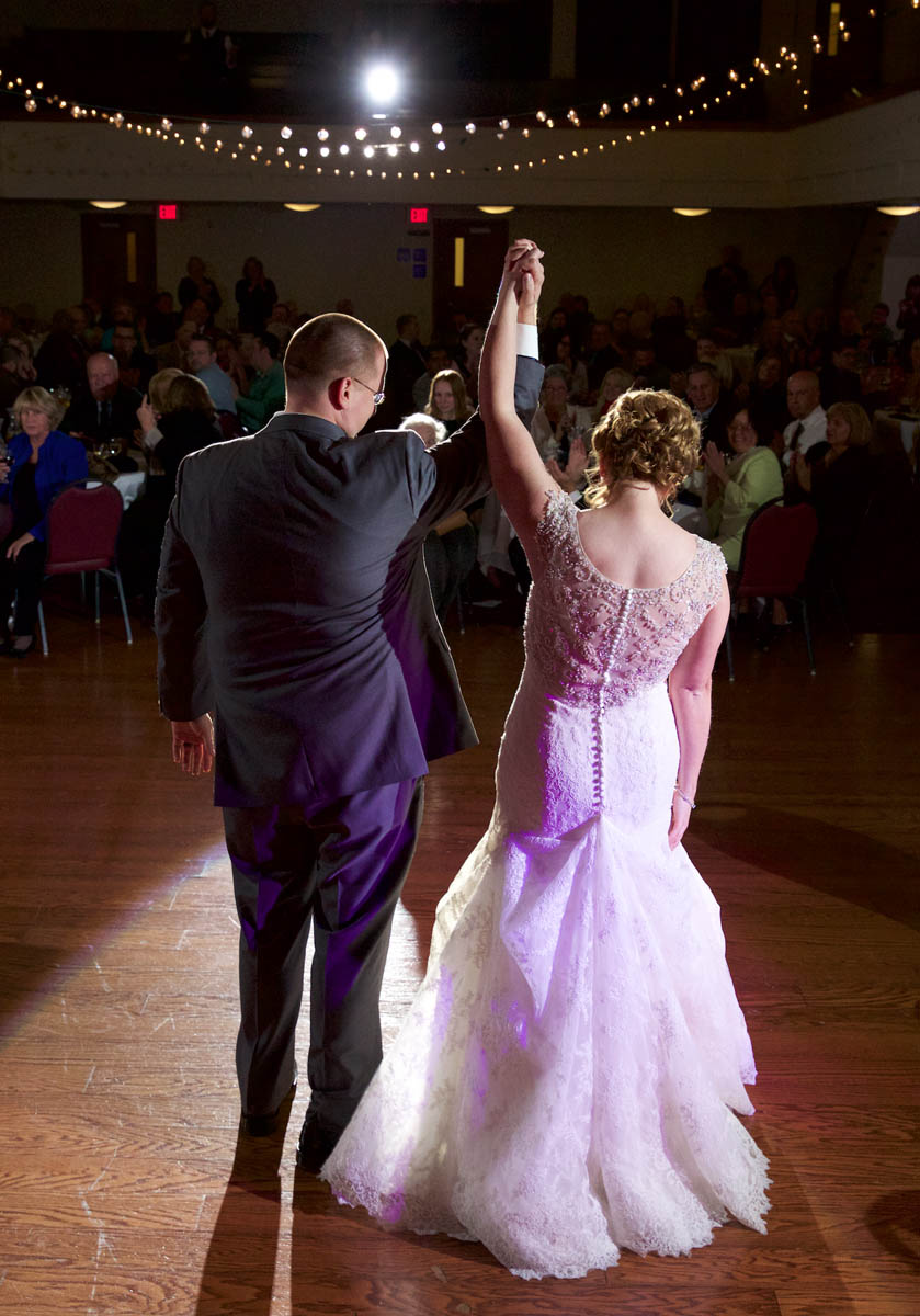 Wedding on Amy Ihnen & Ryan Byers Saturday 8 November 2015 at the Hoagland Center for the Arts in Springfield.Photos by Steve & Tiffany of Warmowski Photography http://www.warmowskiphoto.com 217.473.5581 151108