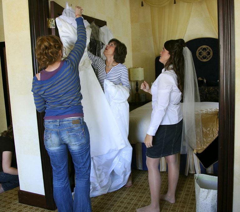 Betsy ben chicago sample weddings for Sample wedding dresses chicago