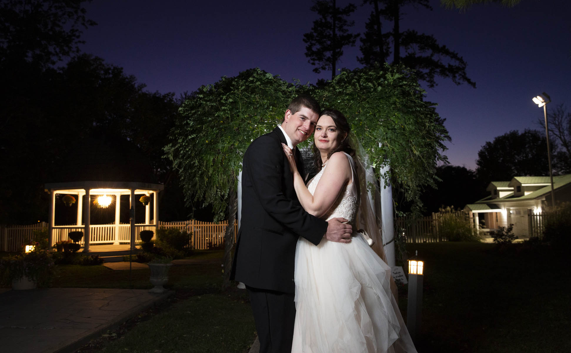 Wedding of Jenny Angelo & Alex Meyer Saturday 12 October 2019 at Greene Gables in White HallPhotos by Steve & Tiffany of Warmowski Photography http://www.warmowskiphoto.com 217.473.5581 - 191012