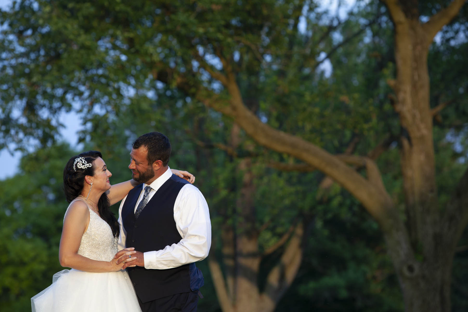 Wedding of Jenny Sauer & Mark Schmidgall Saturday 8 June 2019. Ceremony at St. Mark's Catholic Church in Winchester; reception at Jacksonville Country Club.Photos by Steve & Tiffany of Warmowski Photography http://www.warmowskiphoto.com 217.473.5581 - 190608