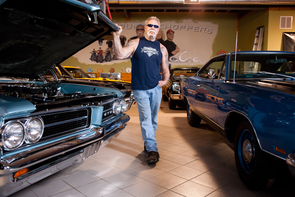 Paul Teutul Sr. (Senior) of Orange County Choppers