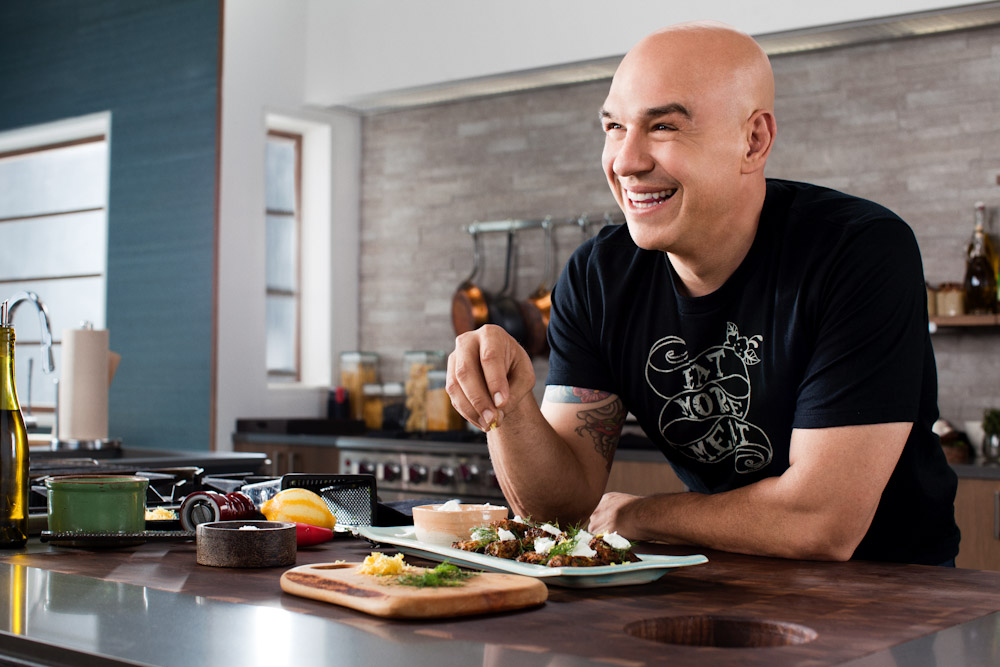 Iron Chef Michael Symon