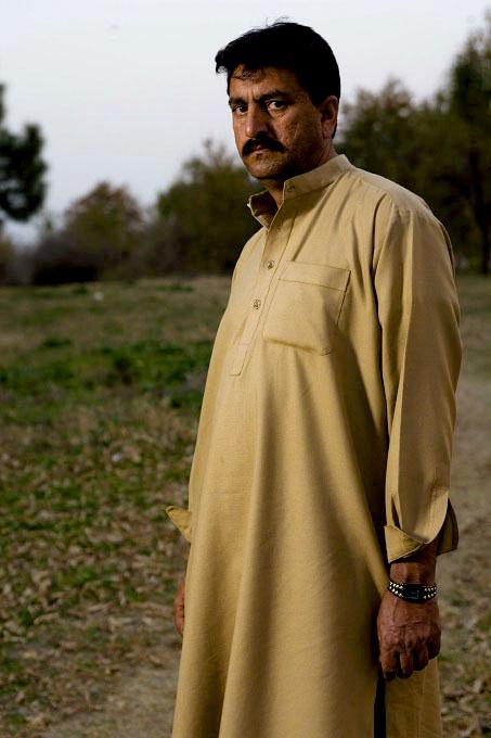 Raja Niaz, Taxi Driver/Fixer