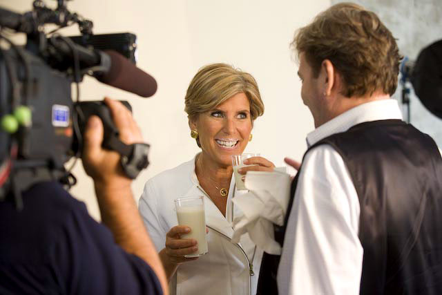 Suze Orman for {quote}Got Milk?{quote}