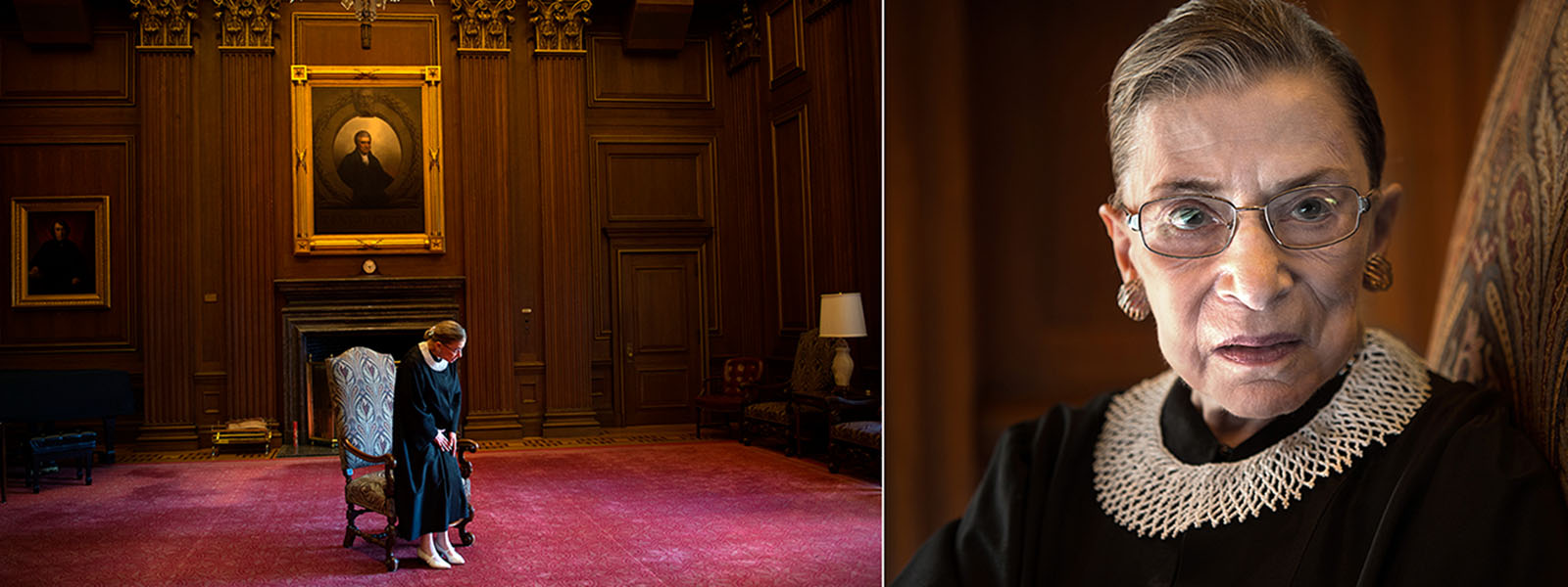 Justice Ruth Bader Ginsburg © 2013 Nikki Kahn/The Washington PostALL RIGHTS RESERVED