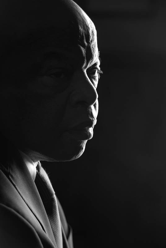 """""""Dr. King was my inspiration, my leader, my hero. If it hadn't been for Martin Luther King Jr., I don't know what would have happened to me, and to so many other people."""" © Nikki Kahn/The Washington Post 2011 ALL RIGHTS RESERVED"""