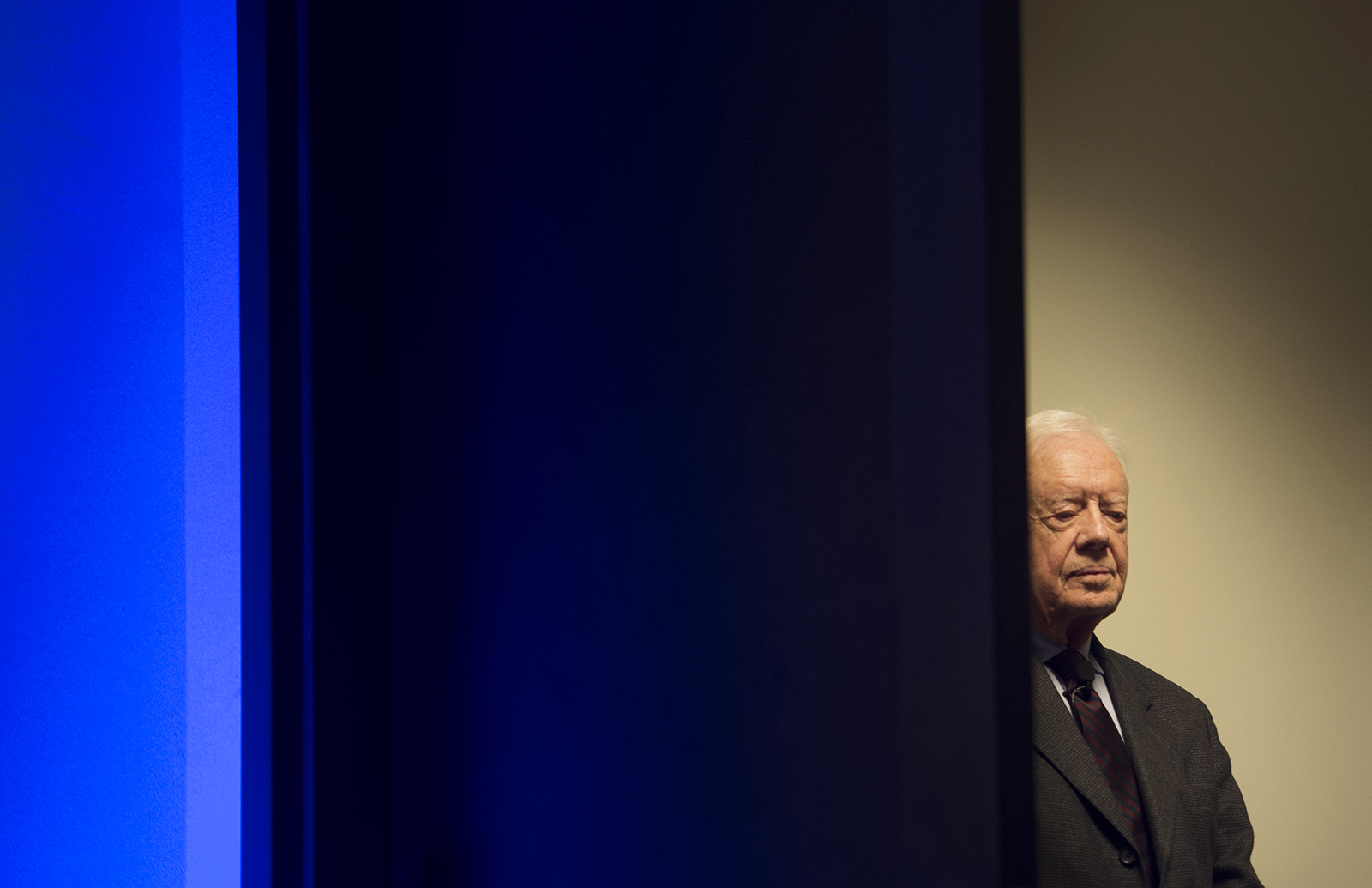 President Jimmy Carter © 2014 Nikki Kahn/The Washington PostALL RIGHTS RESERVED