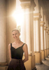Catherine Conley stands for a portrait outside the prestigious Cuban National School of Ballet in Havana. She is the first American ballet dancer to train as a full-time student in the school. She started in September 2016 and is finishing classes in June 2017. ©2018 Alex Garcia