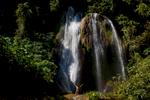Cuba-waterfall