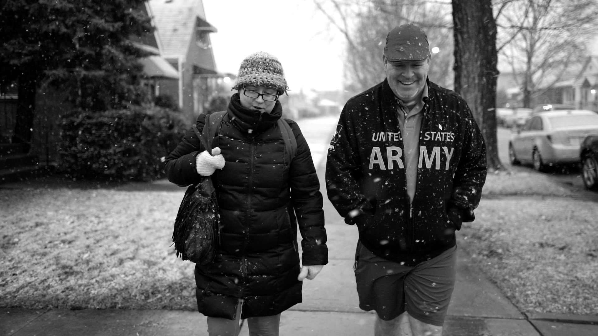 A short Army Veteran William Sheehan knows what it's like to feel alone and unsupported. When he wanted to adopt his stepdaughter Mia, he didn't know where to turn—until he discovered Loyola's Community Law Center.  The goal for our short doc was to put an emotional framework around the services provided by Loyola.