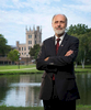 Northern Illinois University President Doug Baker