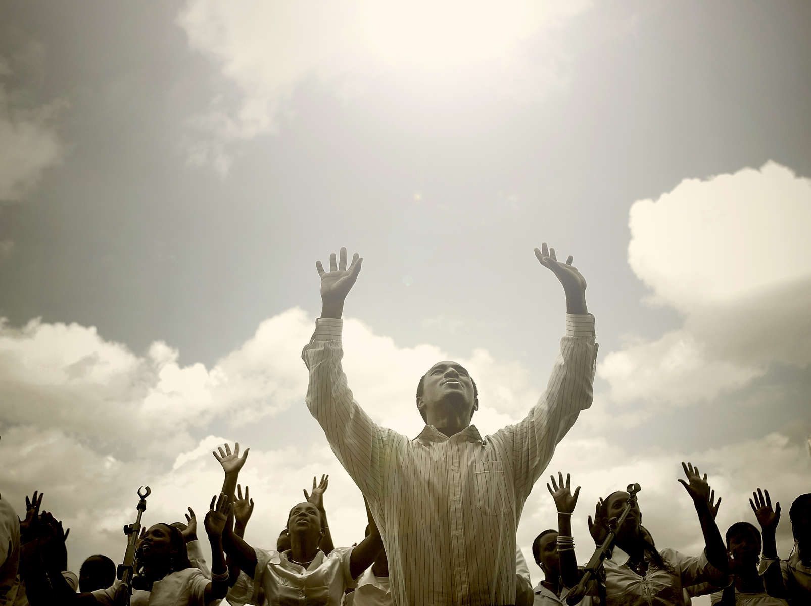 Chicago Photographer Alex GarciaSaddleback Church PEACE plan.