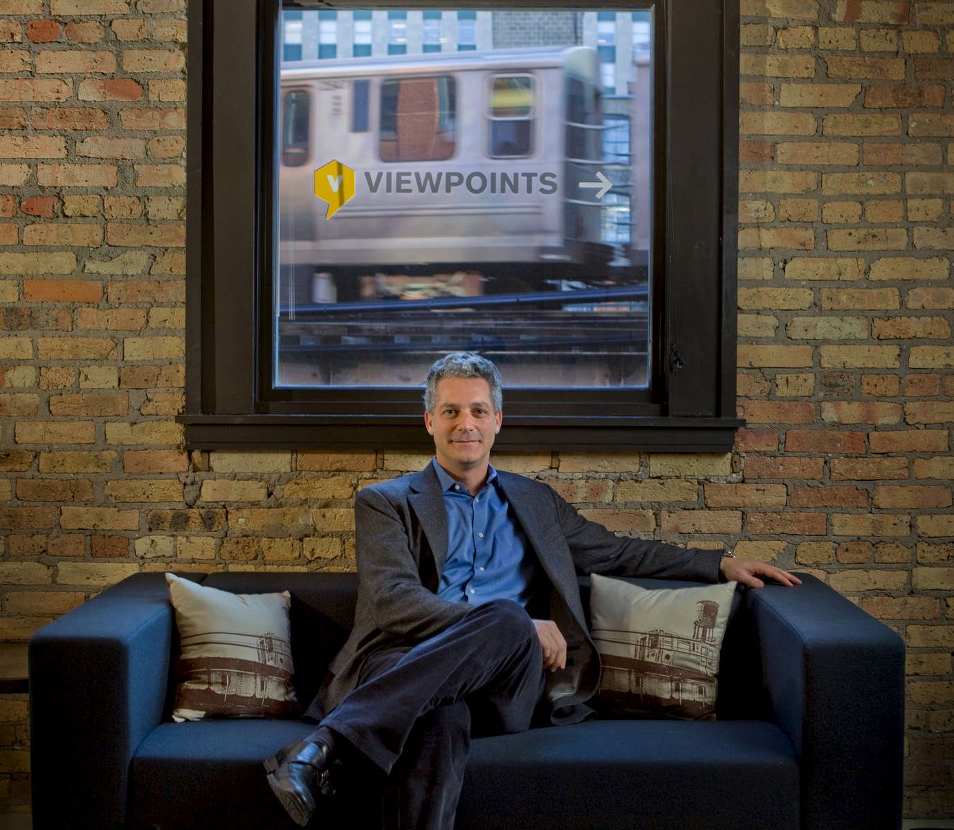 business portrait of Matt Moog