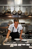 Line cook Jenna Freshour, Santa Cruz, Calif., for the San Francisco Chronicle