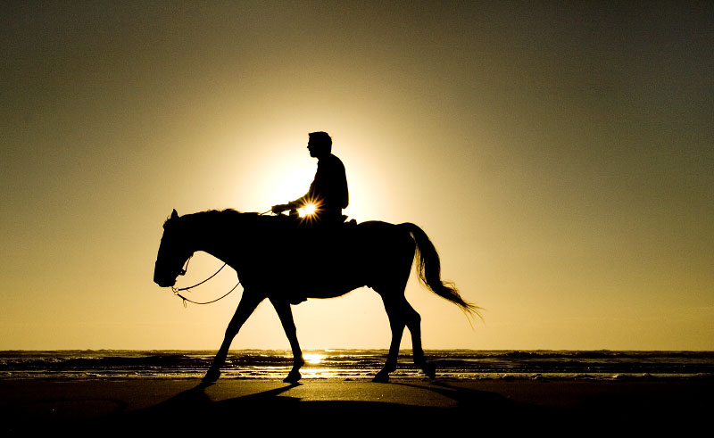 © 2007 Patrick Schneider Photographywww.PatrickSchneiderPhoto.comHorseback riding on the beach in Amelia Island, Fla.