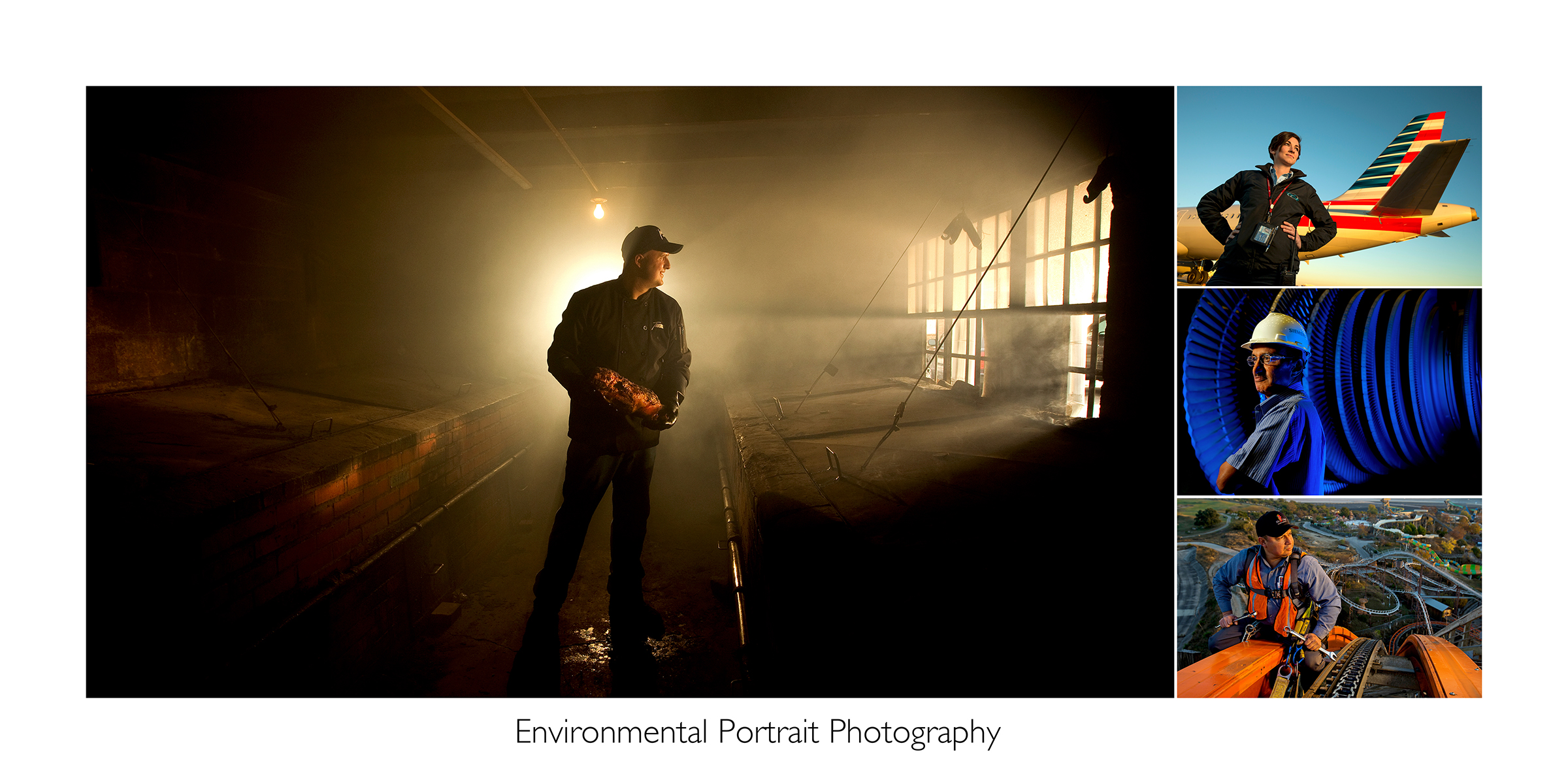 Environmental Portrait Photography