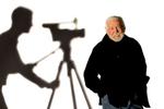 Central Piedmont Community College Professor George Cochran is the founder of CPCC's Film Program in Charlotte, North Carolina...Charlotte Photographer -PatrickSchneiderPhoto.com